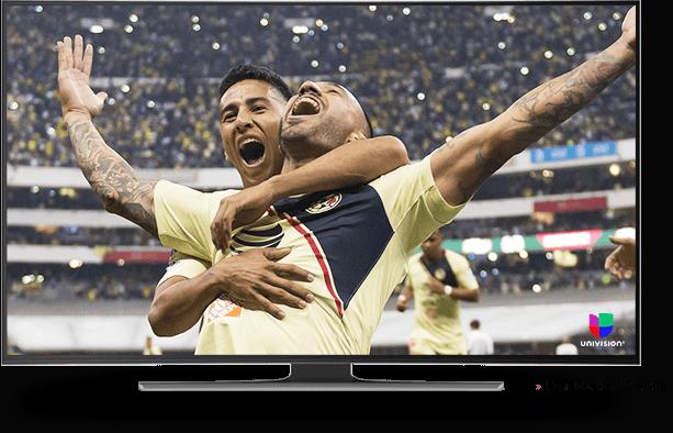 Ver Fútbol con Liga MX per Univision - DALTON, GA - SENAL SATELITE INC - Distribuidor autorizado de DISH