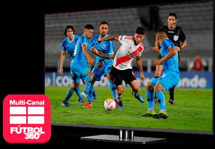 Multi Channel - Fútbol 360 - DALTON, GA - SENAL SATELITE INC - Distribuidor autorizado de DISH